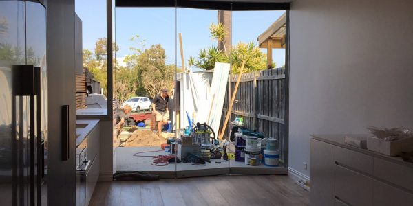 Lilyfield after-build clean interior