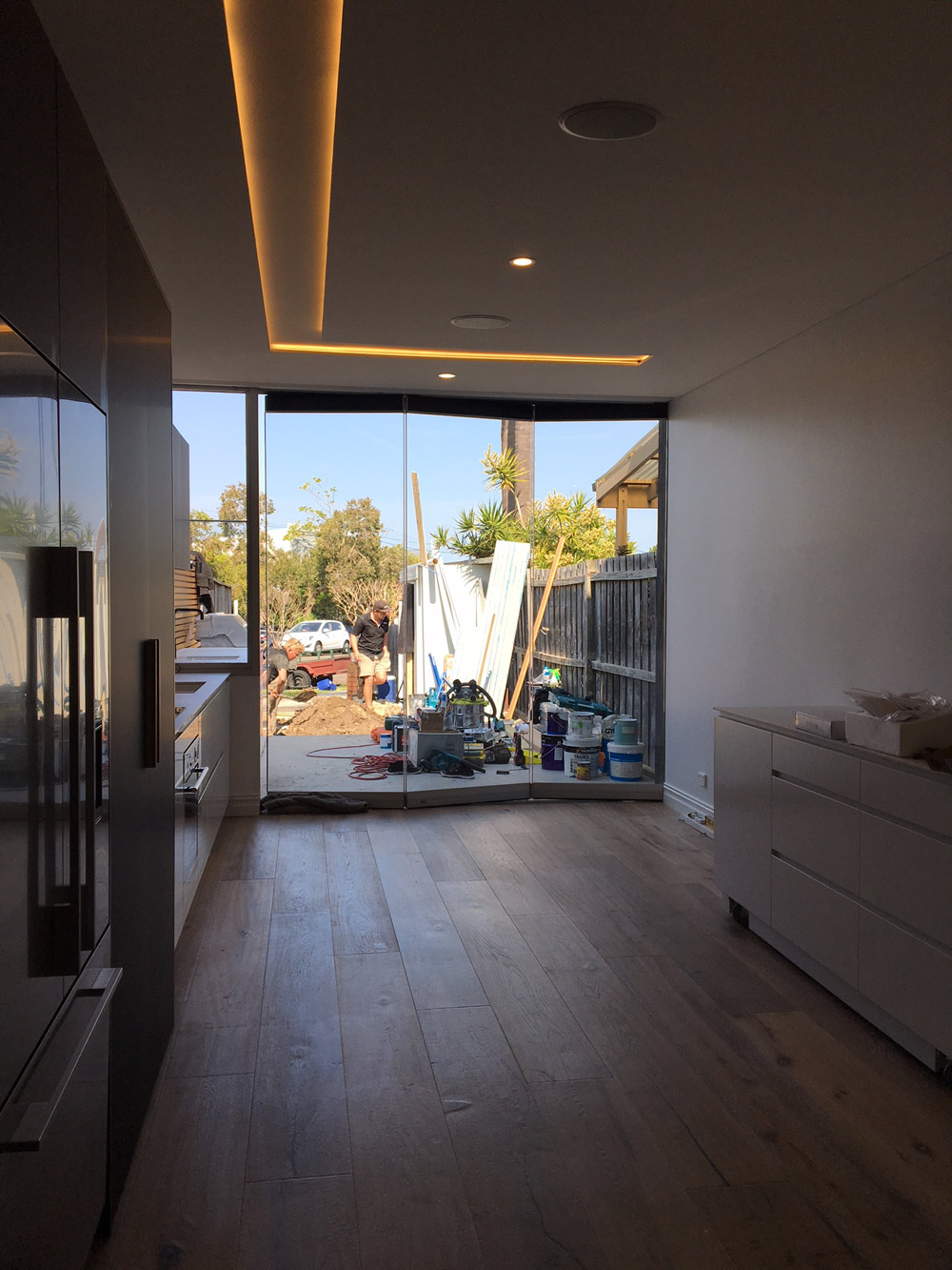 Lilyfield after-build clean interior