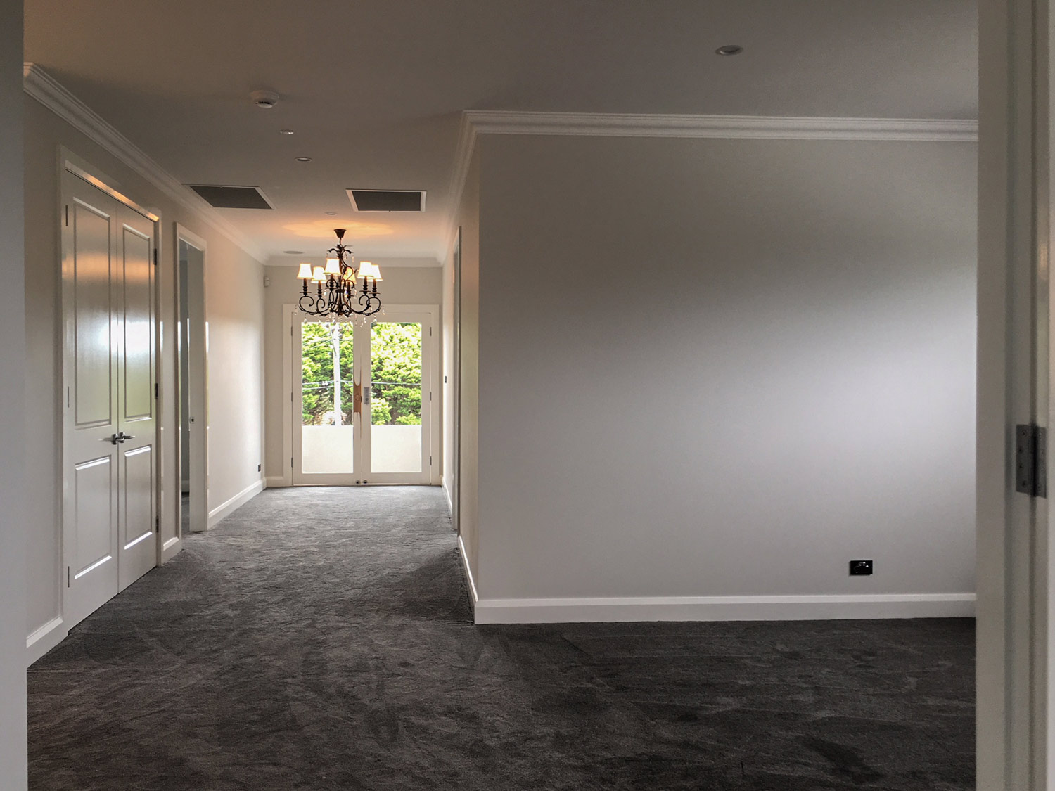 forestville show home upstairs